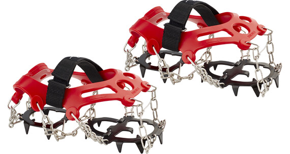 Camp Ice Master Crampons & Spikes L rød